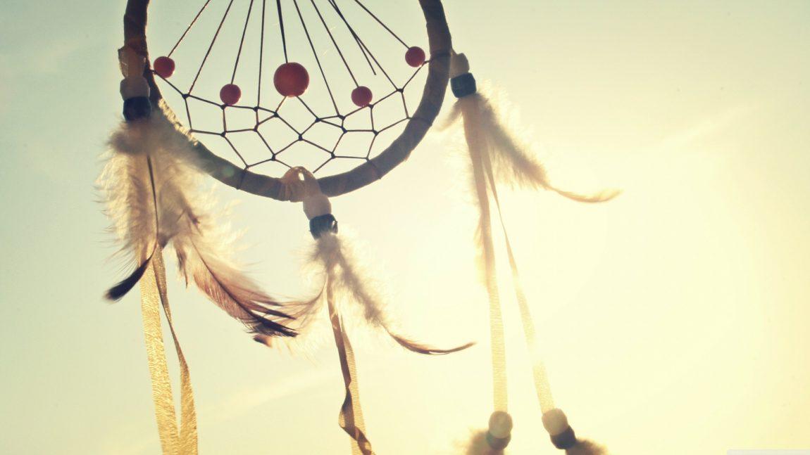 Dromenvanger hippie