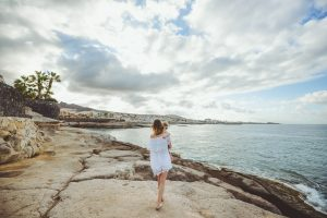 Tui blog Tenerife Roca Nivaria Strand Zee