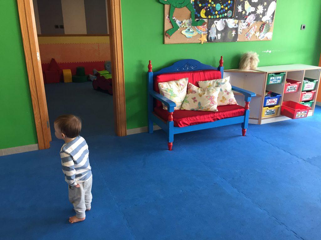 Kindvriendelijk Tenerife miniclub spelen