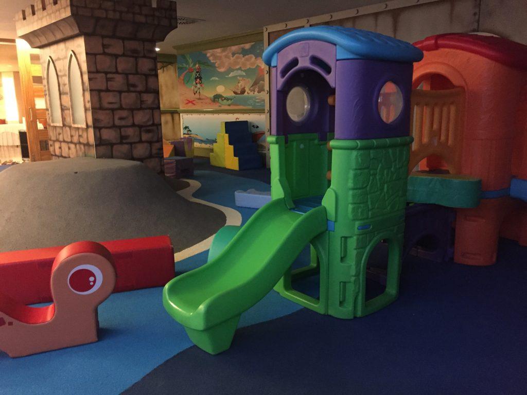 Kindvriendelijk Tenerife speelplek