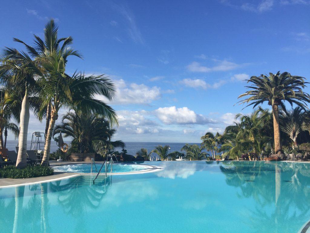 Kindvriendelijk Tenerife zwembad