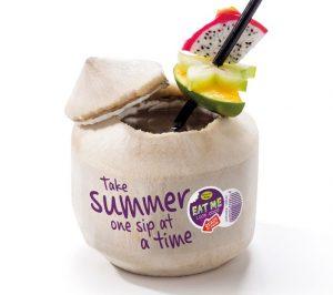 alcoholvrije drankjes kokoswater