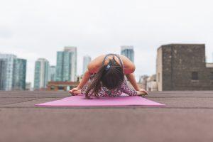 voordelen van mediteren yogapose