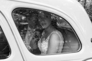 Budget bruiloft auto