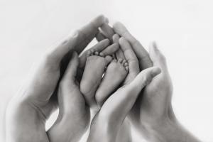 Moeders voor Moeders handjes