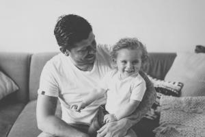 Tweeling papa