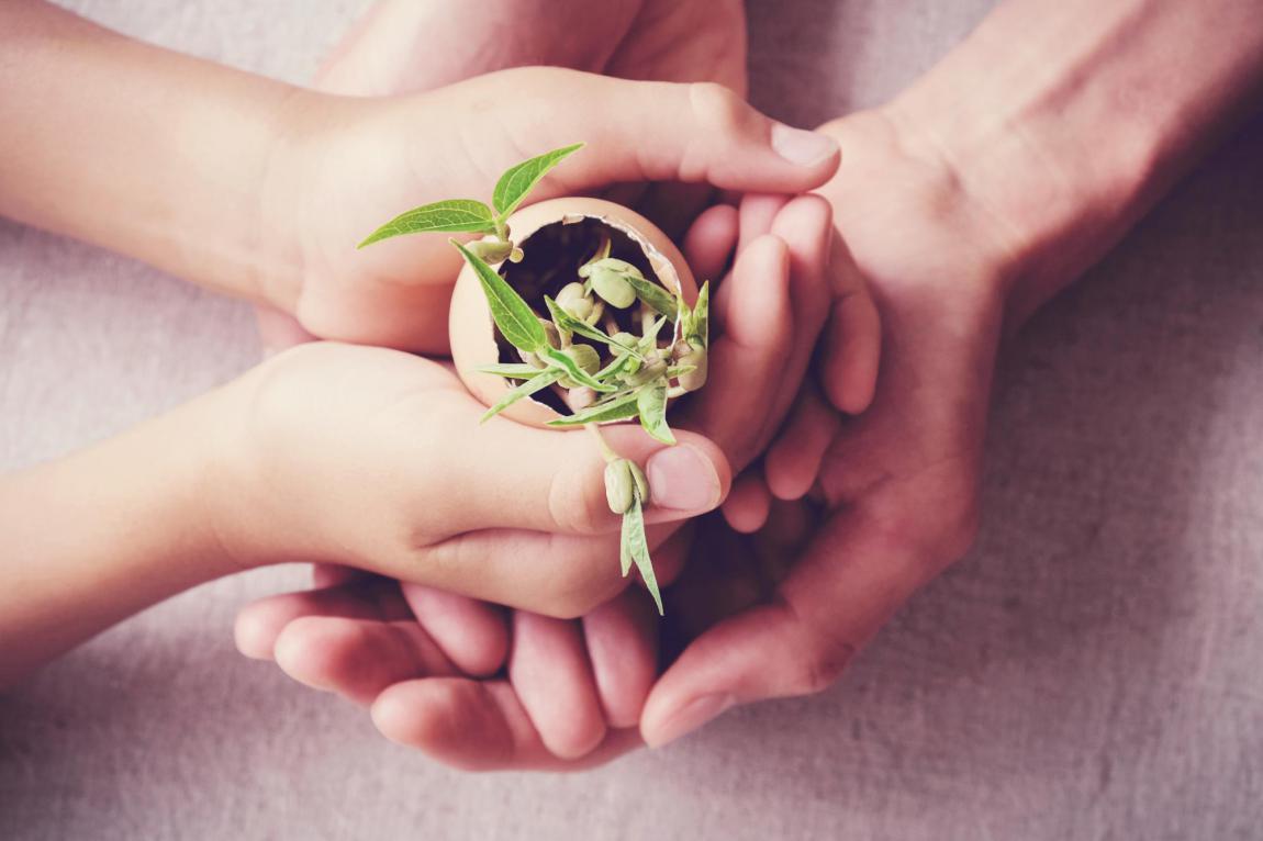 Duurzaam leven met kinderen