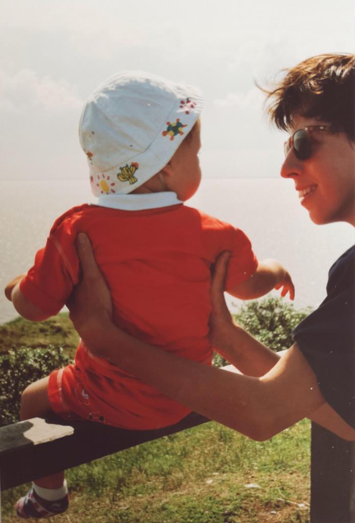 Mama zijn met Niels